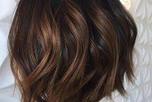 włosy czerwiec