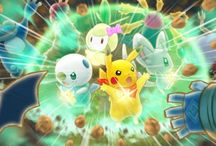 PMD Gates to Infinity / A collection of official artwork from Pokemon Mystery Dungeon: Gates to Infinity on the Nintendo 3DS. More info on this game @ http://www.pokemondungeon.com/pokemon-mystery-dungeon-gates-to-infinity