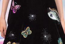 Butterfly Black Velvet