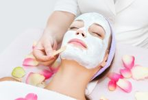 Facial - Skin Care / Skin care treatment and correction.Facial , skin hydration , healthy and refreshing skin care.