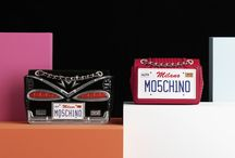 Moschino's bags