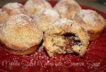 Sugarless baking / by Christy Fruge