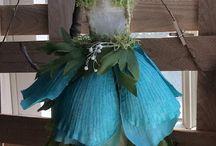 flower costum