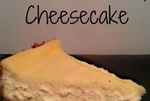 Recipes: Cheesecake, Pie, and Quiche / by Deedra Sherron