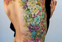 no line tattoo's