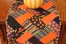 Fabric - table and wall quilts