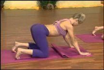 Yoga booty ballet