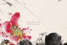 chinese/japanese ink