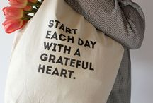Quotes / Tote bag