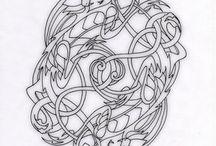 Wzory celtyckie i inne