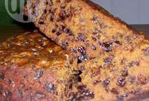 Cake recipes / Boiled fruit cake