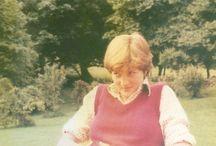Rare Princess Diana photos