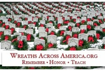WAA HQ / News and images from the main office of Wreaths Across America National (WAA HQ). Our mission is to REMEMBER the fallen; HONOR those who serve; and TEACH our children the value of freedom.