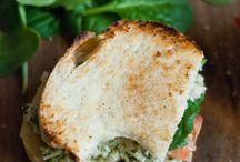 Sandwiches / by Helen Walker