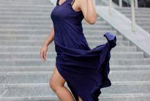 OOTD: Blue Maxi Dress