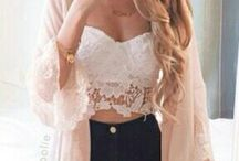 Girly outfit's
