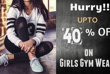 Womens Gym Clothes / Looking for cheap gym wear for women? Make your way to Gym Clothes of USA, the celebrated ladies gym wear online store. Choose from stylish women's gym apparel.  WEB : http://www.gymclothes.com/online/women/