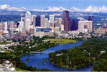 Calgary Scenery / by Tom Waller