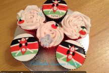 African Cupcakes