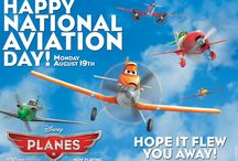 Disney's Planes / Pins about the Movie Planes / by Carrie Funk