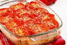 Рецепты горячее