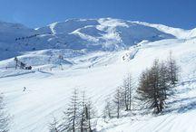 PUY SAINT VINCENT / Spokojna, urokliwa i położona w parku narodowym francuska miejscowość.