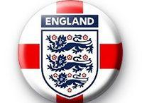 England badges