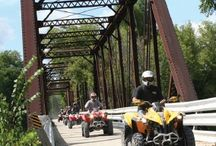 The best trails in southern Wisconsin / We think these are the best trails in our part of the state, no matter if you bike, hike, or use a atv.