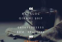 Katalog Rok Qirani 2017 / Nanda CS 1 Qirani  : SMS: 085731730007 Whatsapp: +6285731730007 BBM: 536816F7