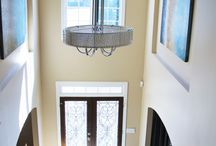 Foyers & Entryways / MAKE A STATEMENT RIGHT AT THE FRONT DOOR