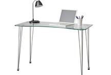 escritorio vidrio