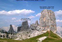 Dolomites Escalada