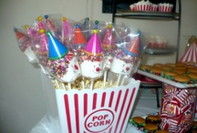 Carnival Birthday  / The party came and went. The Carnival Theme was a huge hit. I strongly suggest the theme to everyone in the cycle of parties you might be doing for the kids in your life. I hope you find this board helpful. It was great fun. / by Laura Vasquez