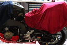 Motorradumbau - Honda CBR 1000 RR ABS Modelljahr 2017