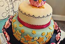 Special Cakes: Wedding, Birthday etc.