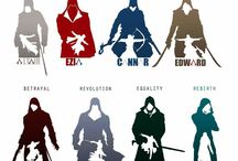 Assassin's Creed / One of the most popular games in the world. Join you in the world of the Assassins! Stay On