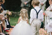 Ring bearer/Flower girl ❤️ / Wedding inspo