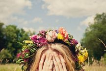 Ślubna fotografia letnia/Summer wedding photoshoot