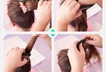 Hair Style & Make Up / by Bushra Marafie