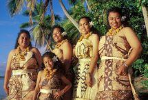 Tongan traditional clothes