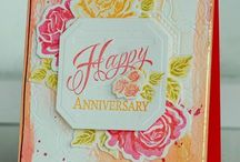 Anniversary Cards / by Sheri Frame