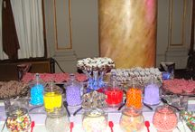 Candy Bars / Candy Bars / by Esprit Events Catering