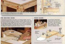 Projetos de madeira