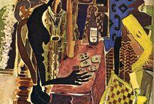 Artist: Georges Braque