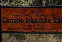 Inka Trail - Machu Picchu / Planning trip