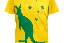 Australian Animals & Kangaroos / Fun animal products featuring Kangaroo, Koala, Emu, Platypus, Dingo, Wallaby etc...