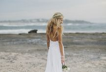 Beach wedding  / Ideas for our wedding