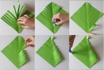 Découpages papier