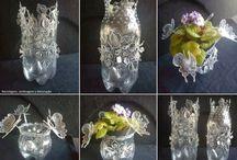 Design Garrafa PET / Materiais reciclados