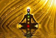 Meditatie / Yoga en medidztieoefeningen. Om tot rust te komen